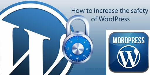 Tips to increase security of a WordPress site